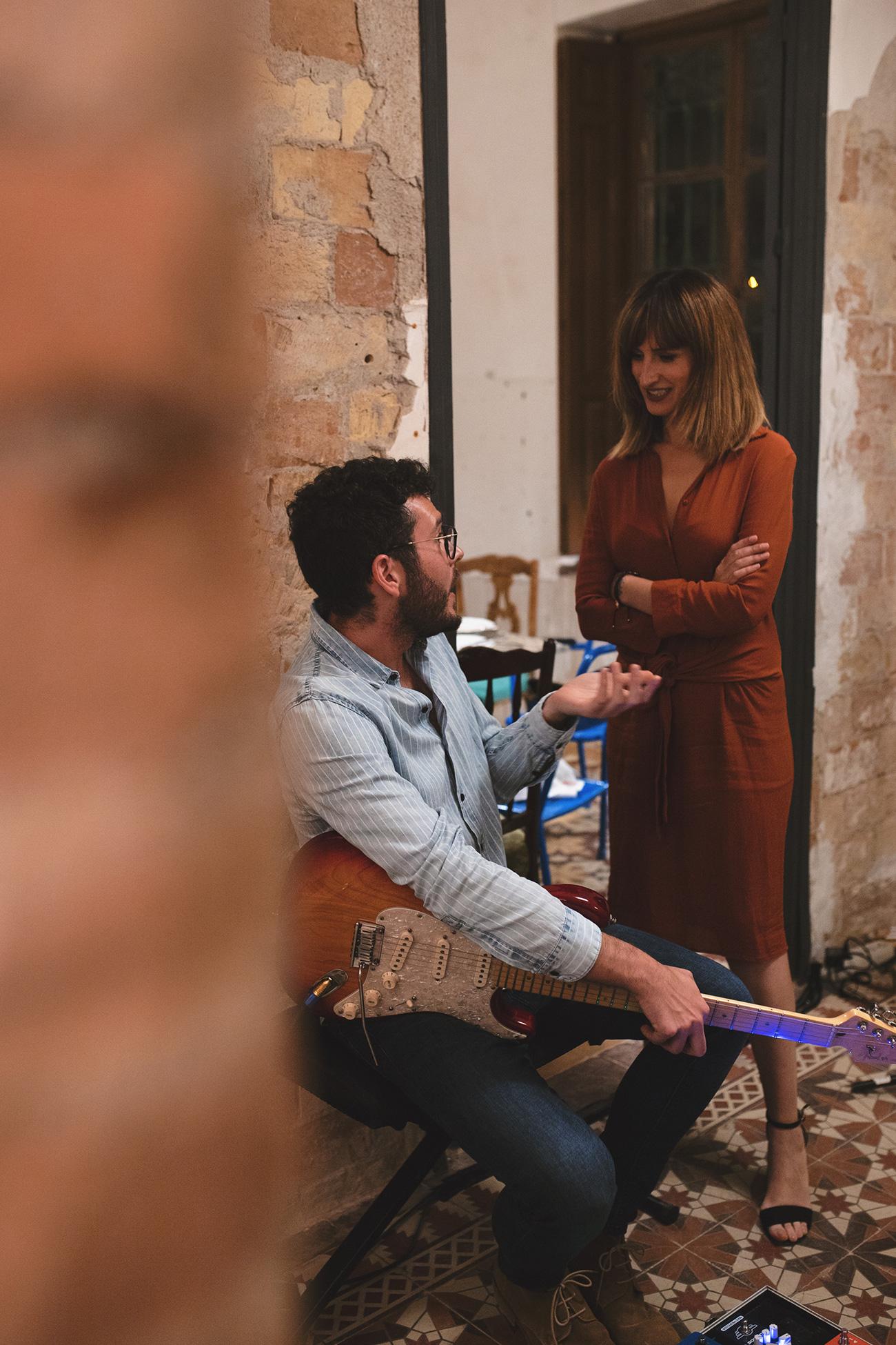 músicos en Murcia
