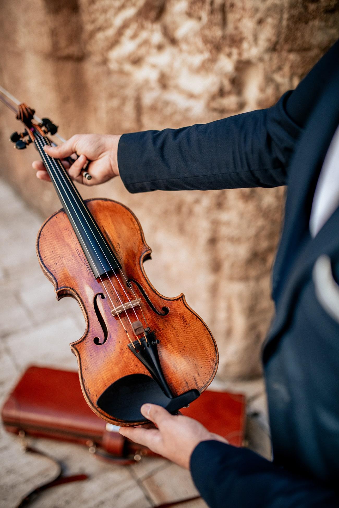 violín Murcia