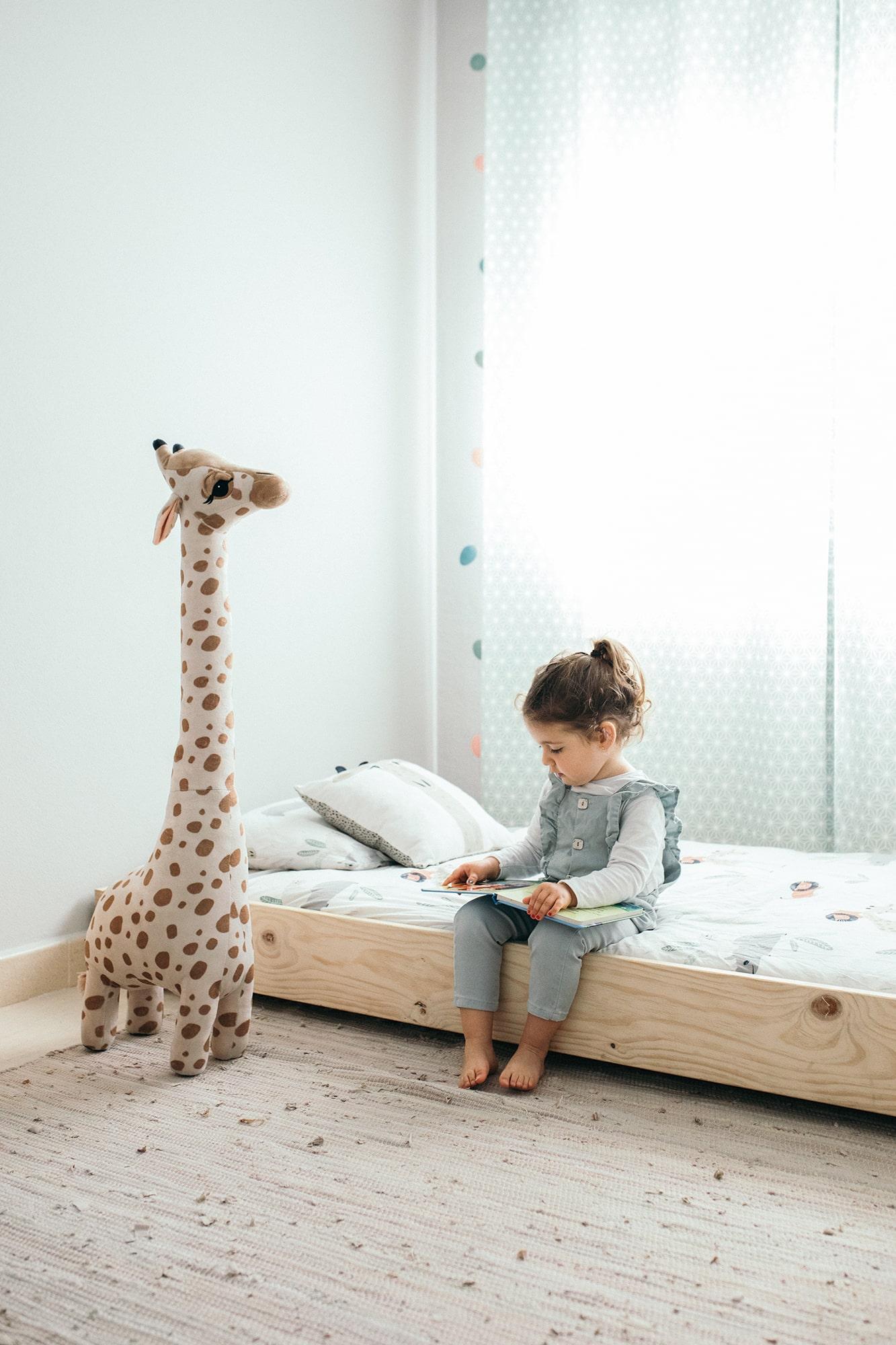 fotografía dormitorio infantil