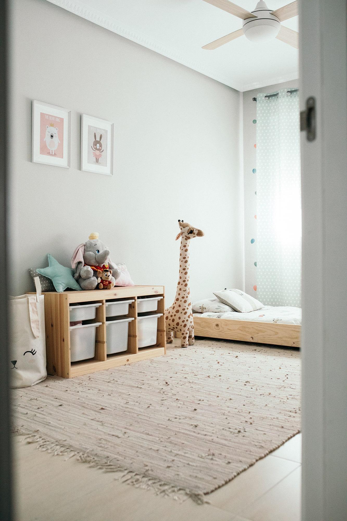 habitación infantil deco