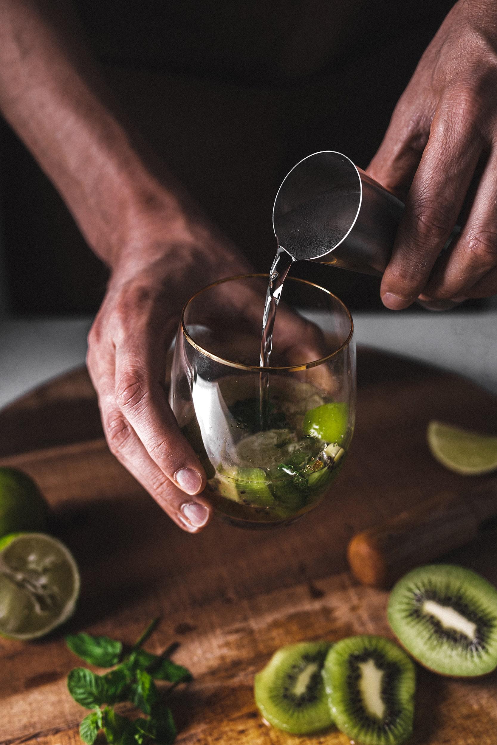 fotografía de bebida Murcia