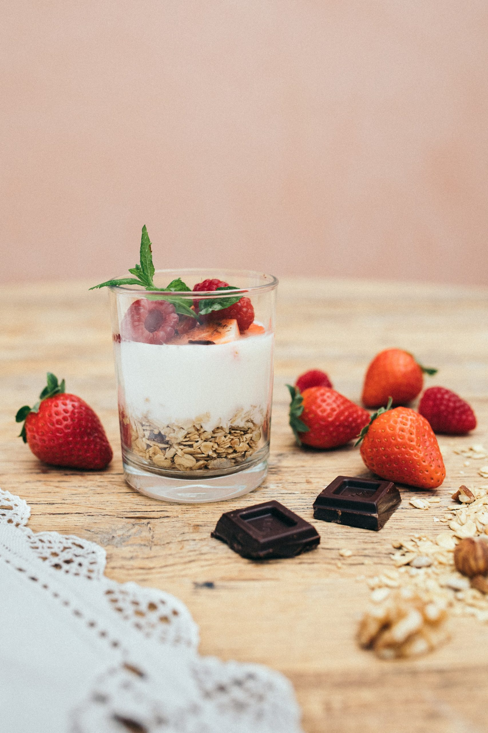 fotografía yogur artesanal