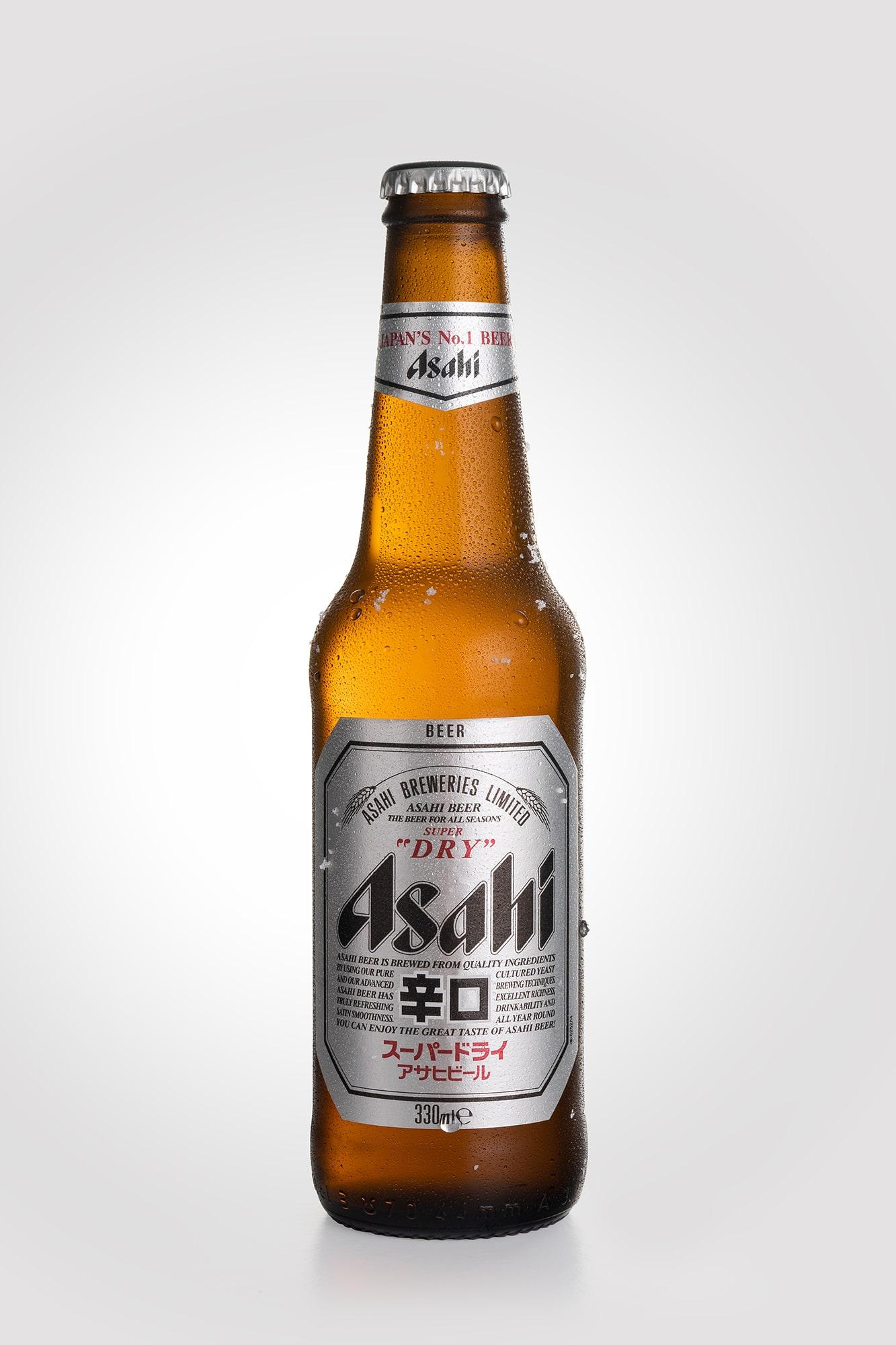 Asahi cerveza japonesa