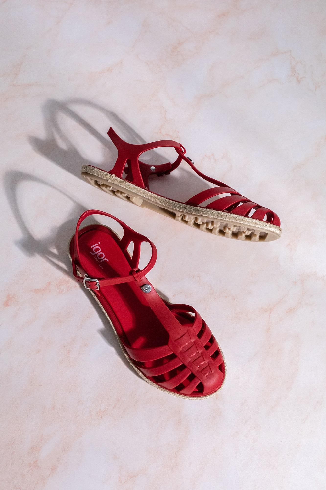 cangrejeras Igor shoes
