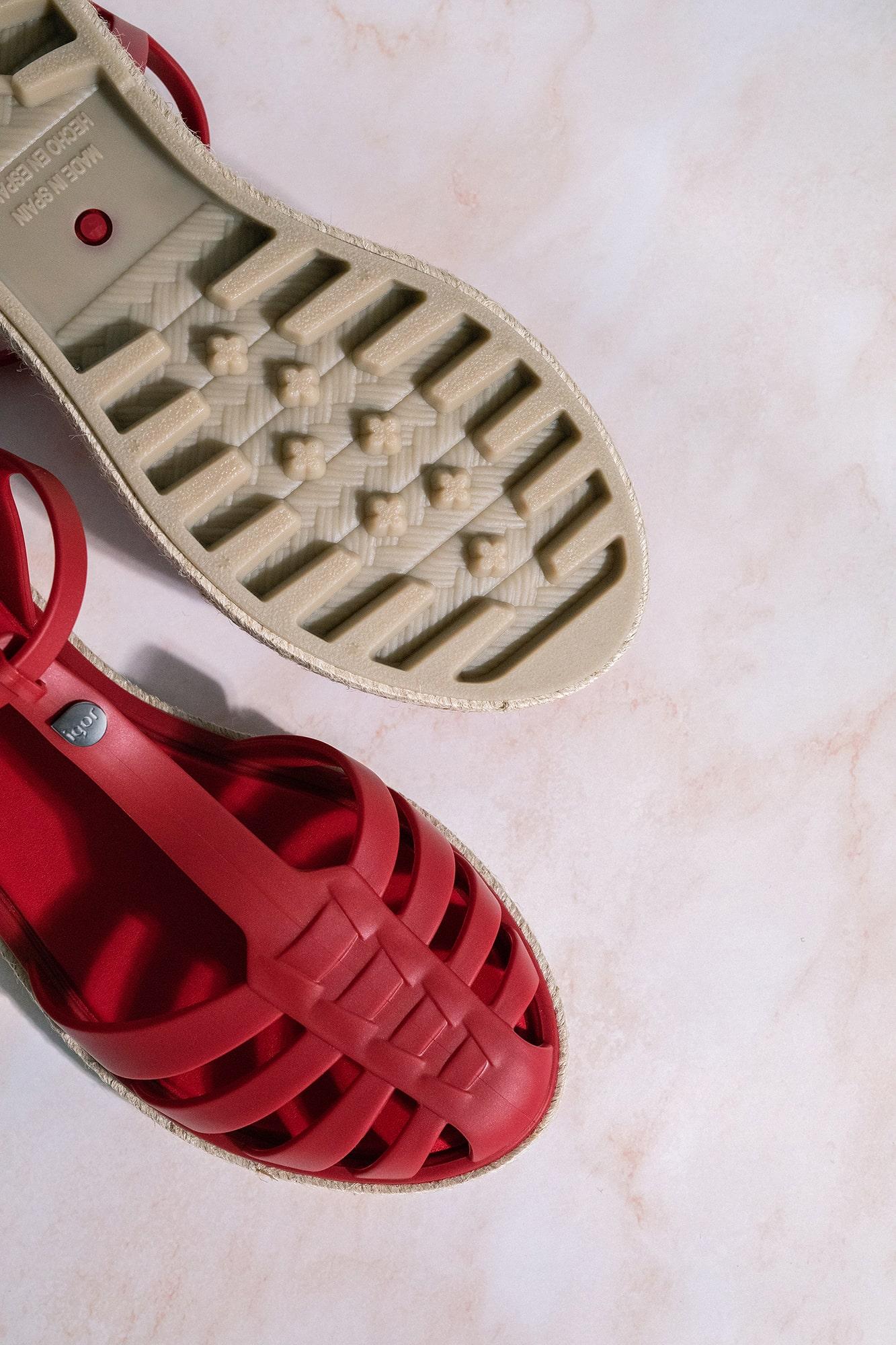 Igor Shoes cangrejeras