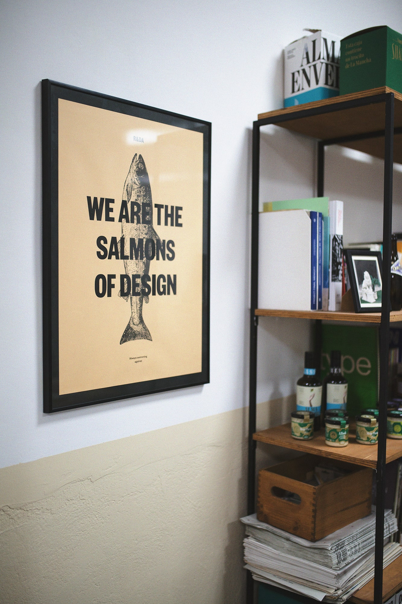 we are the salmons of design