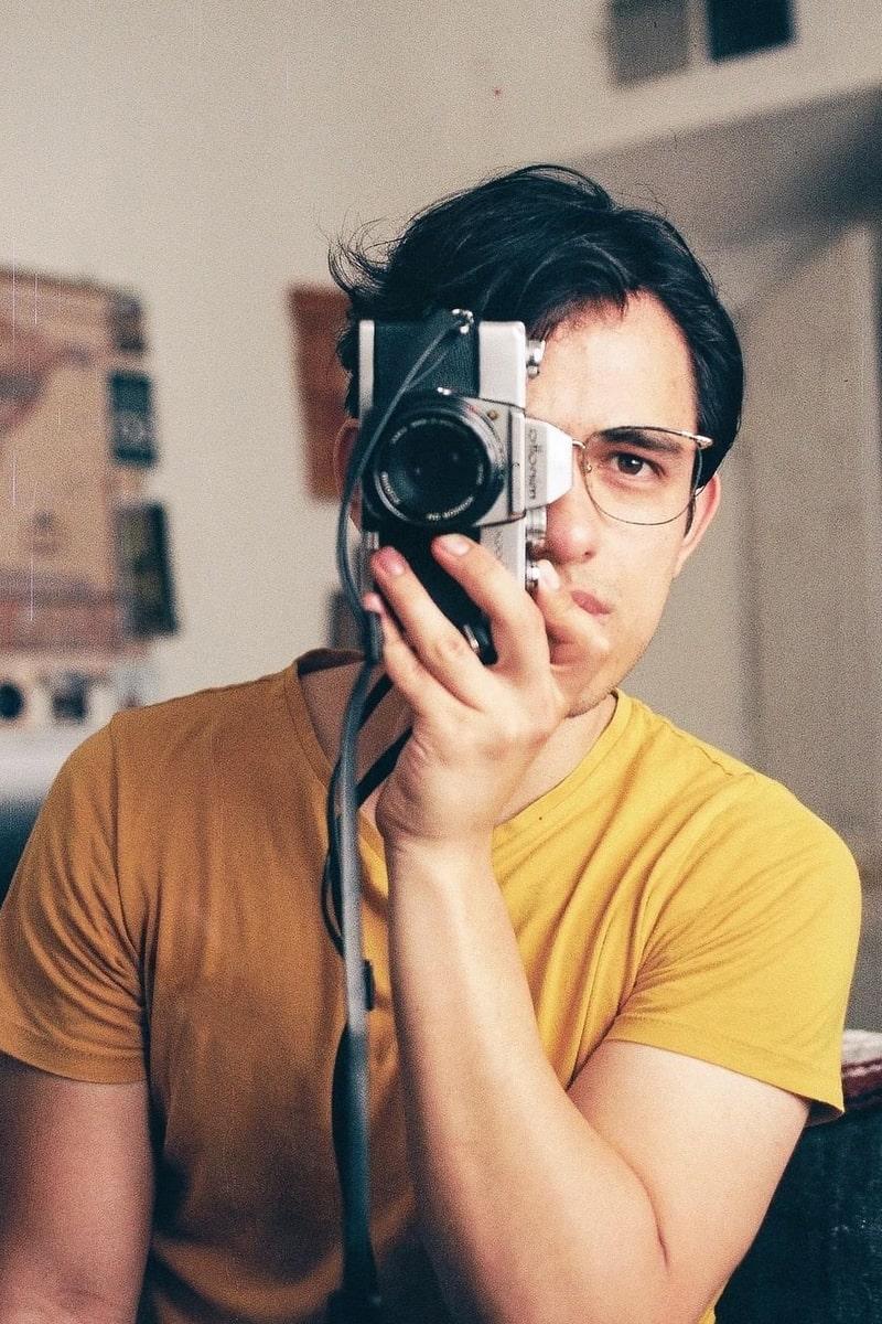cámaras fotos analógicas