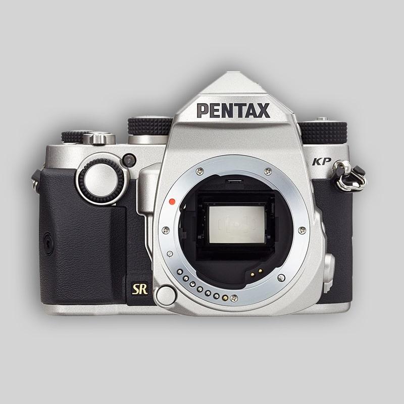 cámara estilo retro