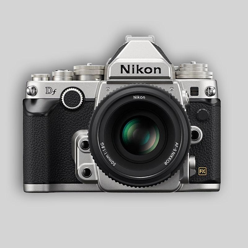 cámara digital vintage