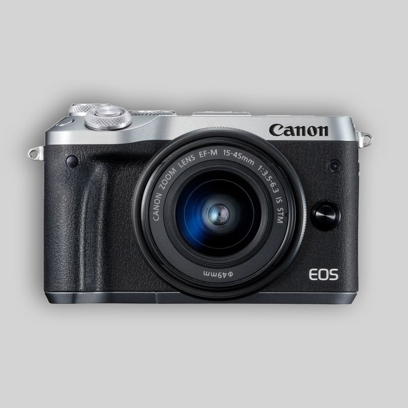 cámaras digitales estética retro