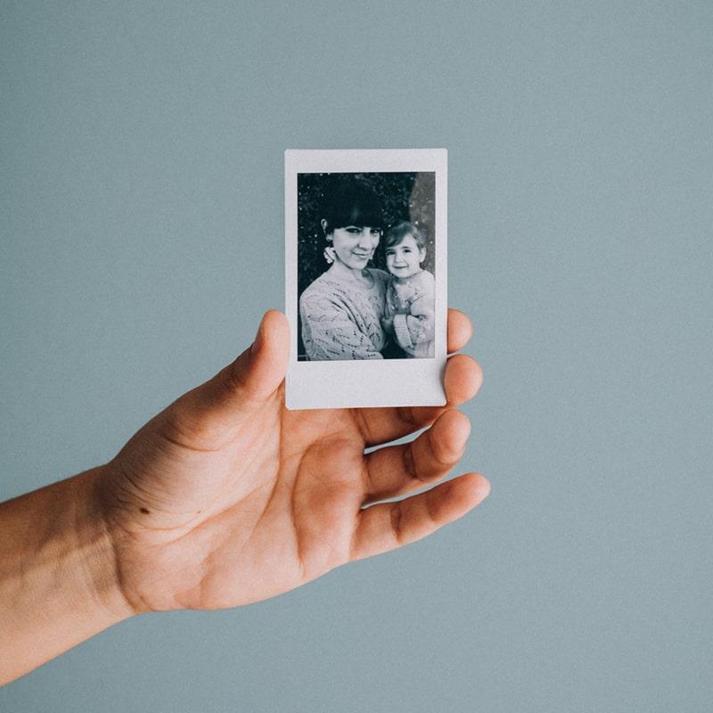 foto digital retro