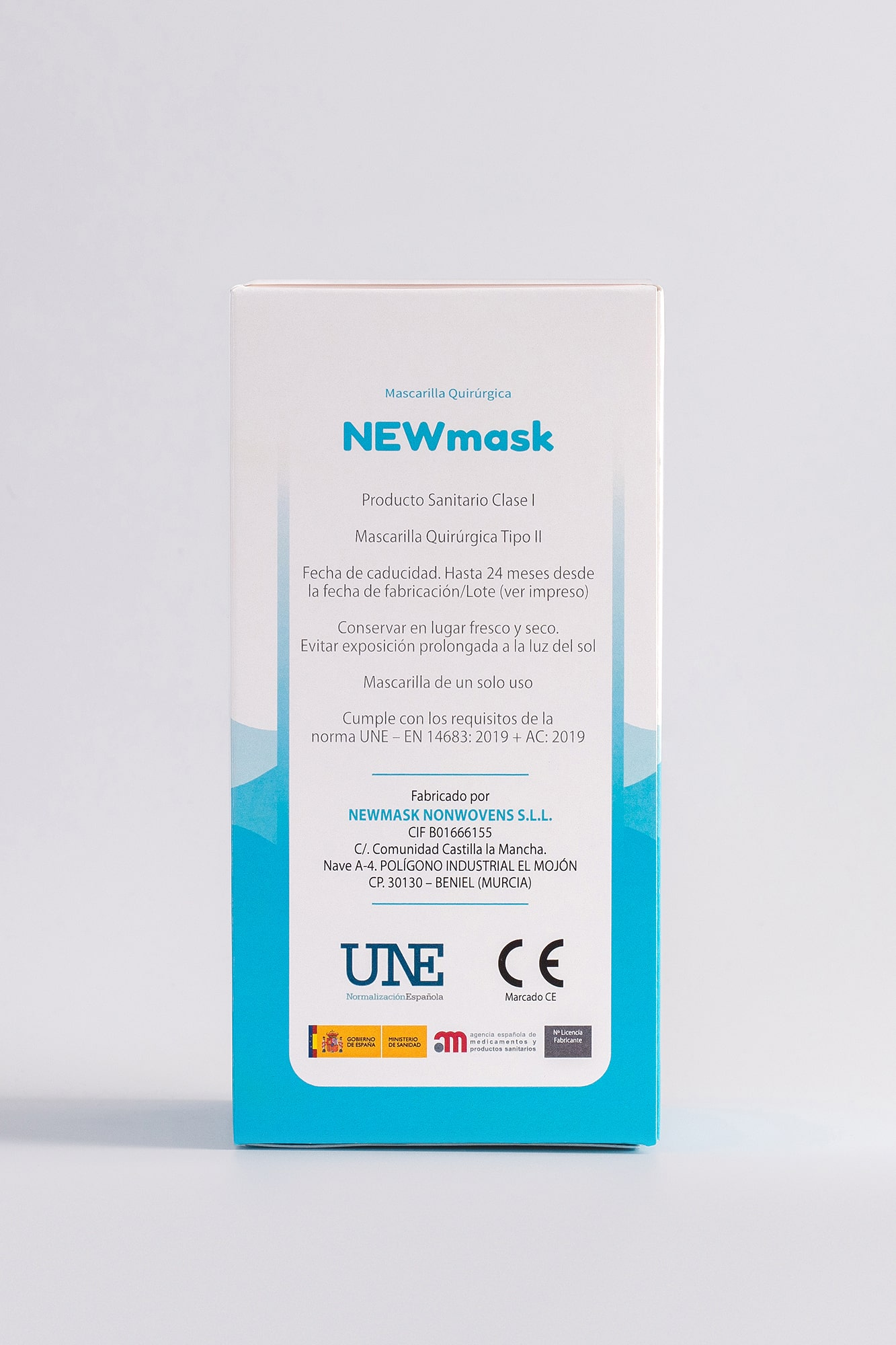 Newmask Nonwovens sl