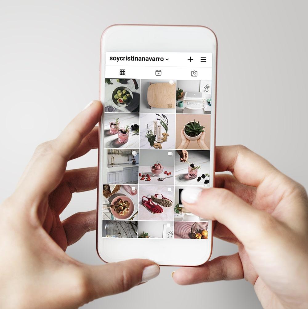 fotos profesionales Instagram