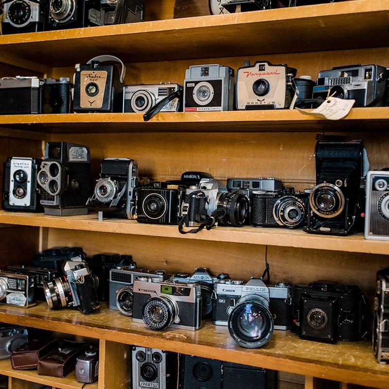 mejores tiendas fotografía Murcia