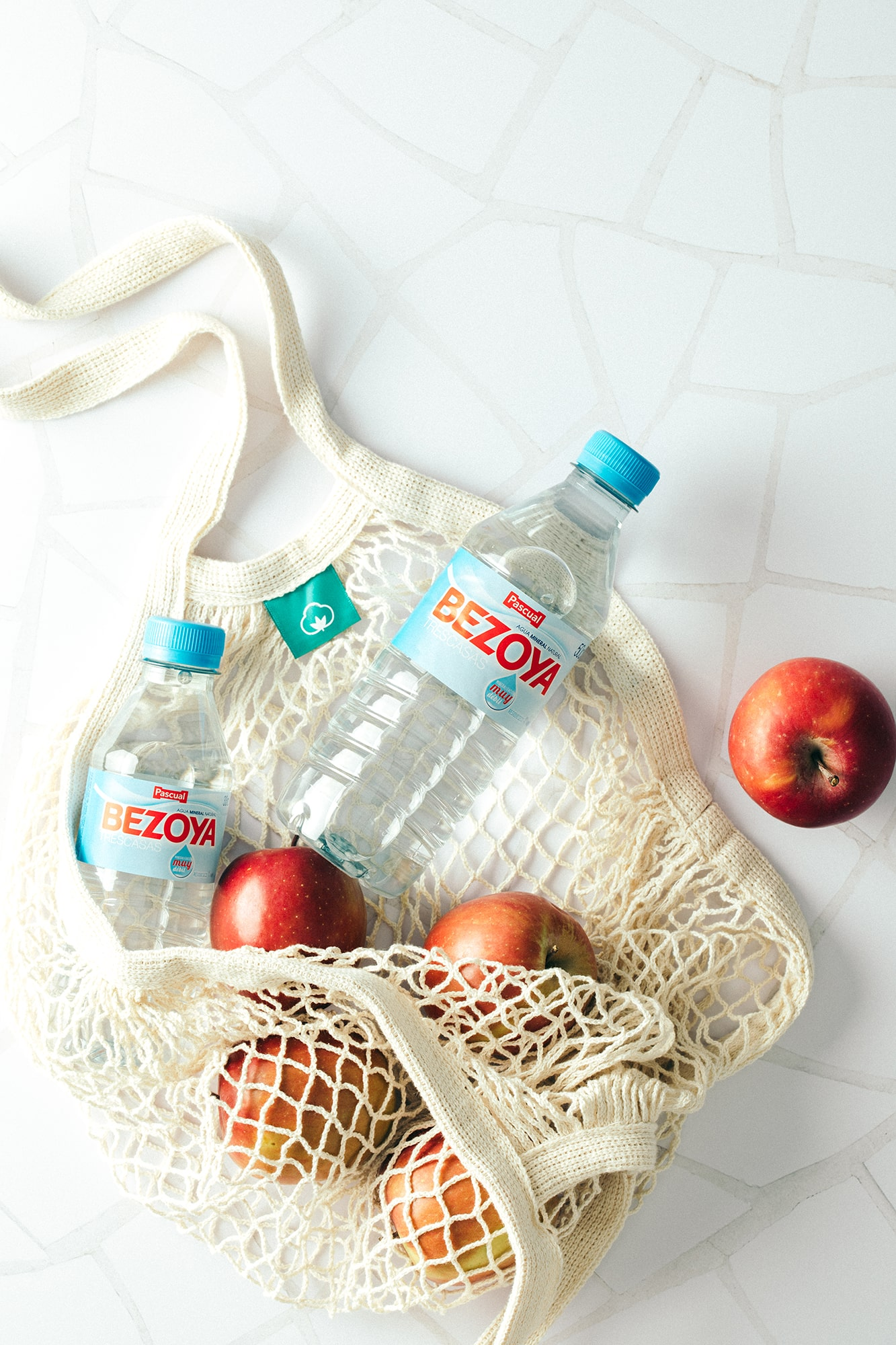 botellas Bezoya