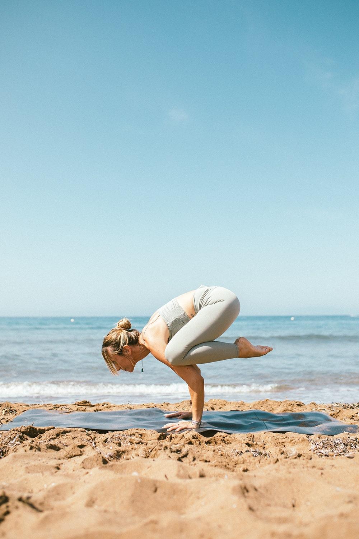 fotografía yoga Murcia