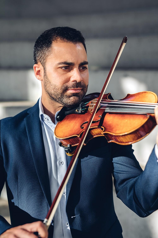 violinista profesional