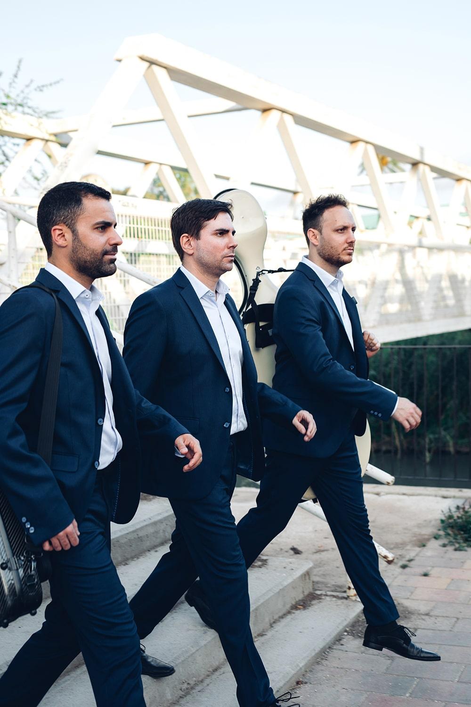 trío músicos