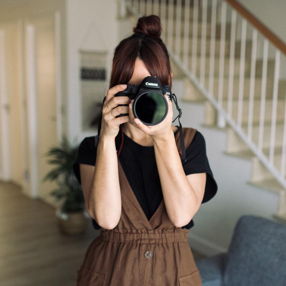 fotógrafa profesional