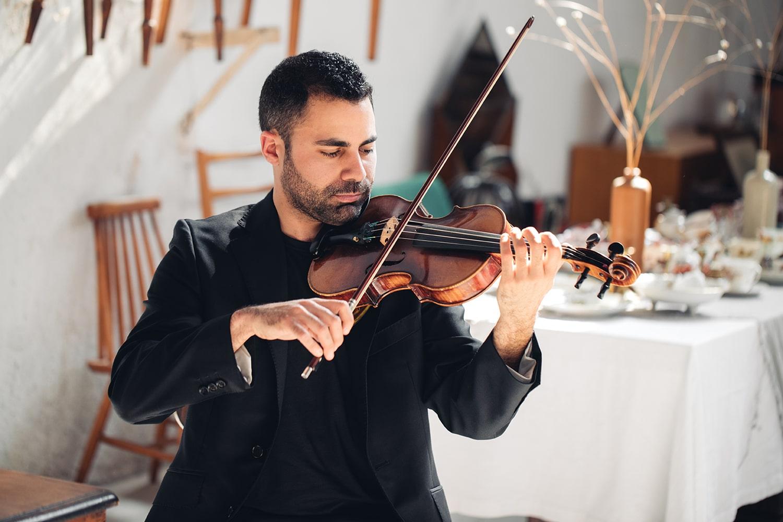 violinista murciano