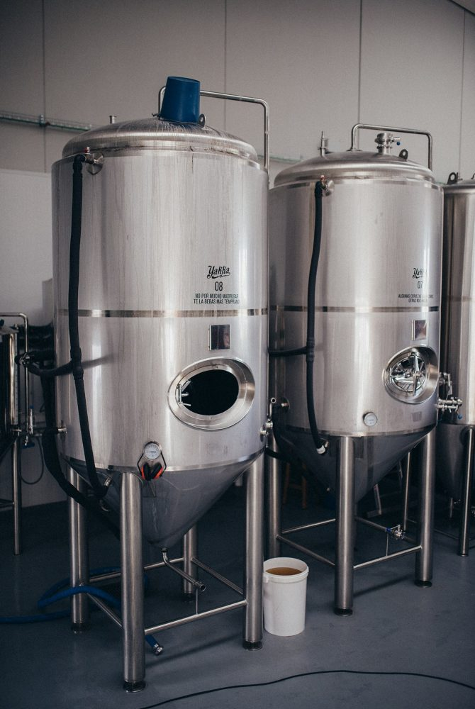 cerveza artesanal murciana