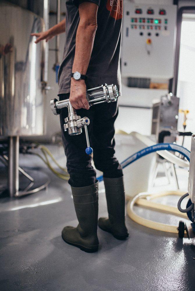 fábrica cerveza Yakka