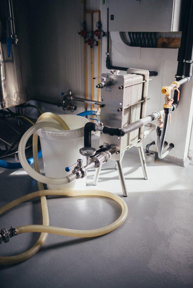 fábrica cerveza artesanal